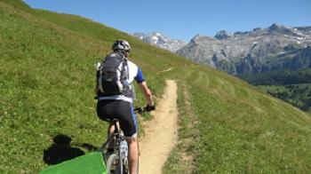 Trail im Berner Oberland